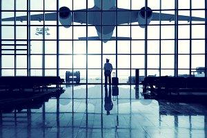 Pilot Airport Terminal