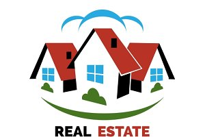 House or real estate logo