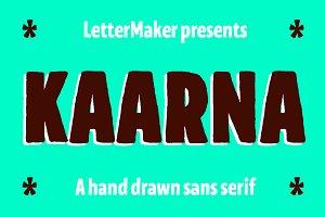 Kaarna type family