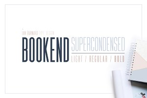 BOOKEND Supercondensed