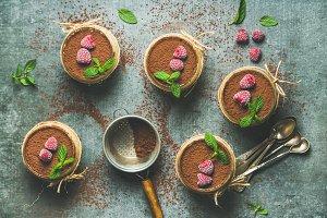 Homemade Italian dessert