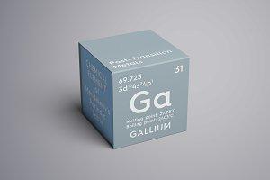 Gallium.