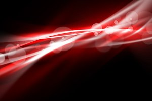 Abstract red light background