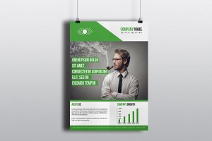 Corporate Flyer Template -V637