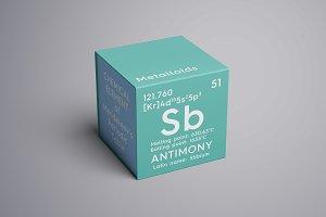 Antimony. Stibium.