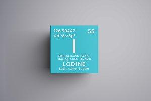 Lodine