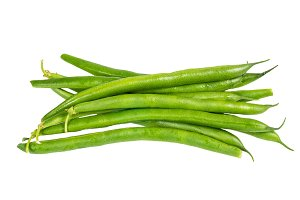 Green or snap beans
