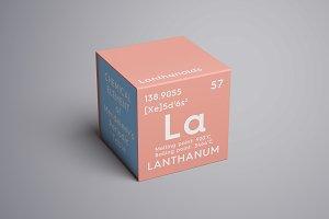 Lanthanum