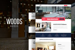Hotel & Resort Wordpress Theme