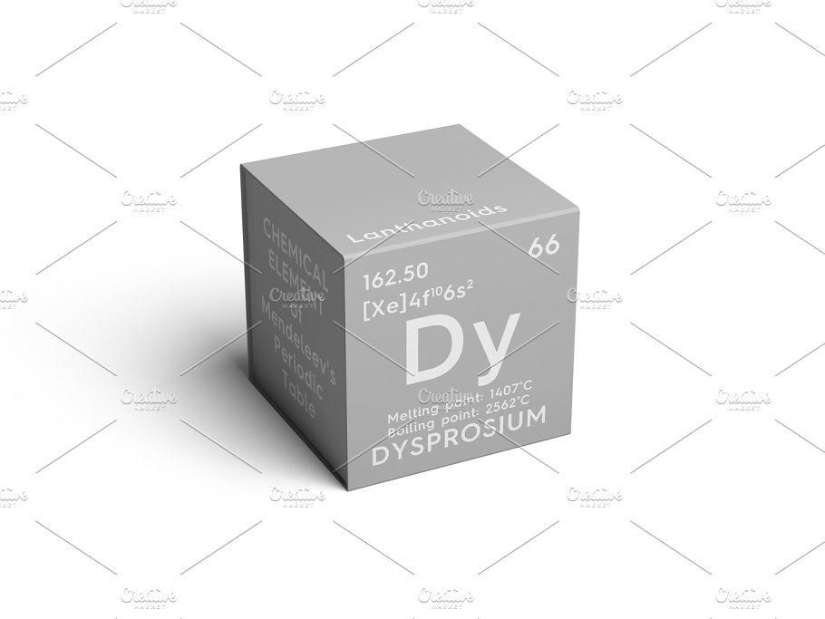 Dysprosium Education Photos Creative Market
