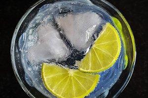 Lime soda 2