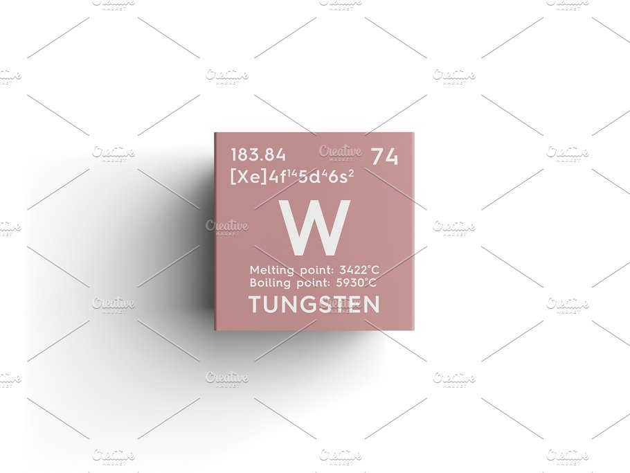 Tungsten Education Photos Creative Market
