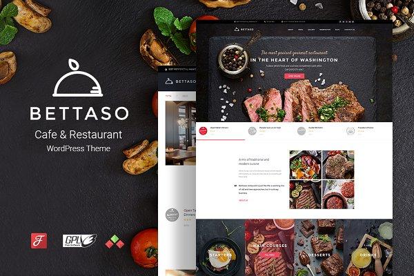 Bettaso - Cafe & Restaurant
