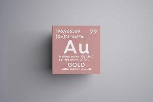 Gold. Aurum.