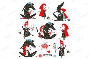 Little Red Riding Hood Collection