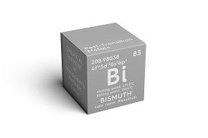Bismuth. Bishmuthum.
