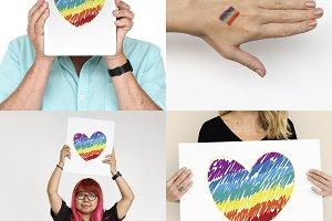 Lesbian Gay Pride