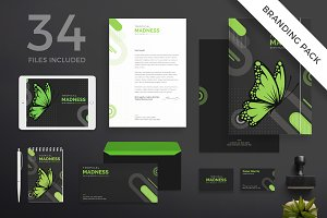 Branding Pack | Tropical Madness