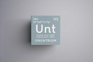 Ununtrium