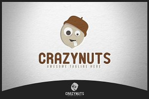 Crazynuts Logo