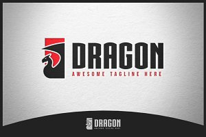 Dragon Logo 3