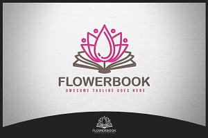 Flowerbook Logo