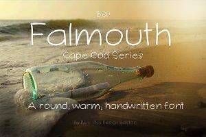 BSD Falmouth Font