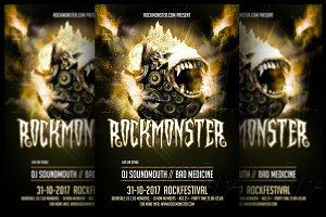 Rockmonster Flyer