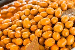 mojo picon  olives