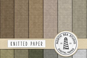 Sweater Paper In Neutral Shades
