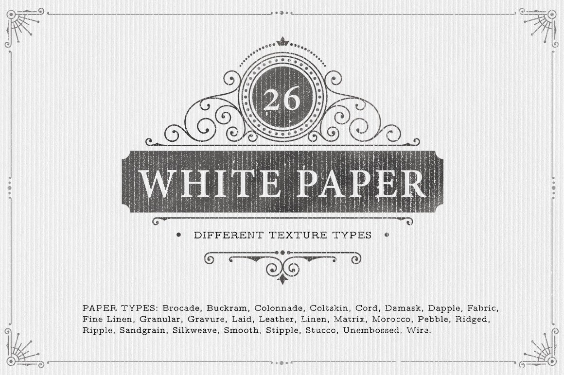 26 White Paper Background Textures | Custom-Designed Textures ~ Creative  Market