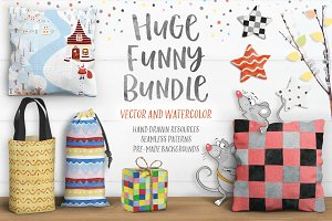 20% OFF Huge Funny Bundle