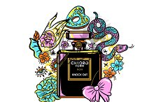 Poison of Choice: Chloroform Perfume