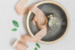 Ribbon and Perfume