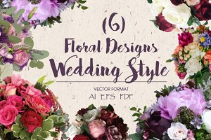 Floral Wedding Style Vol.2