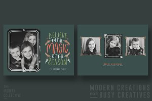 Christmas Card | Believe the Magic