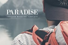 Paradise Magazine Template
