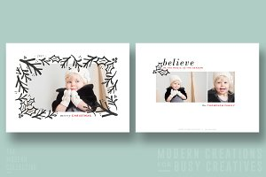 Christmas Card | Frosty Winter