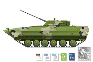 Infantry fighting vehicle