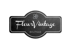 Vintage Style Logo