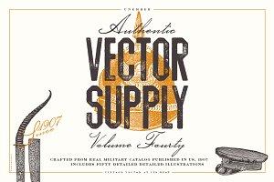 Unember Vector Supply Volume 40