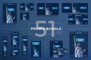 Promo Bundle | Veteran's Day