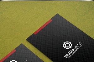Creative Corporate Business Card 3