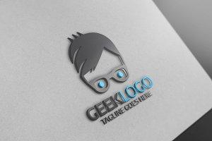 Geek Logo