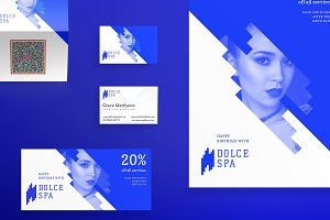 Print Pack | Dolce Spa