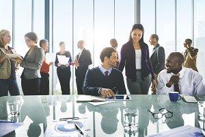 Meeting Corporate Teamwork