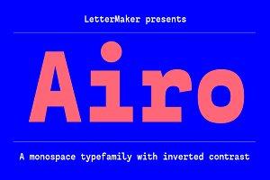 Airo Type family