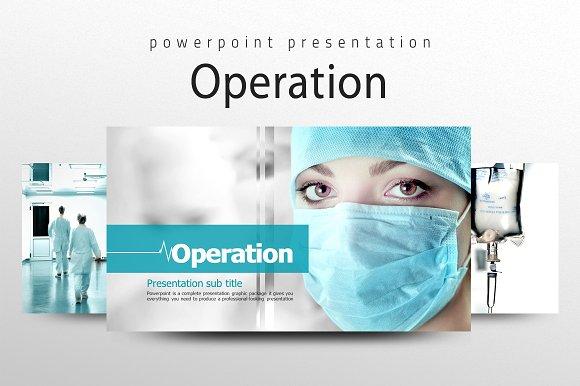 medical ppt template presentation templates creative market