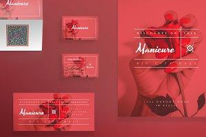 Print Pack | Manicure
