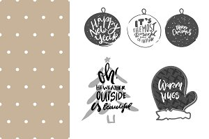 Holiday design kit